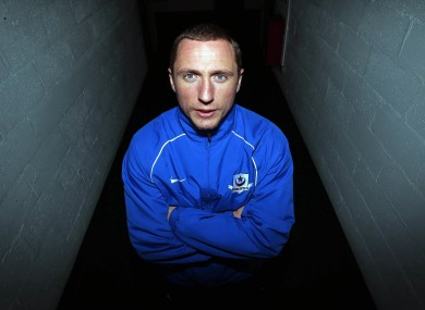 Drogheda United's Gary O'Neill is looking forward to the new season after recovering from cancer.