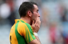 Wounded Donegal ready to get up off the canvas – Lacey