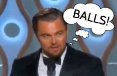 Leonardo DiCaprio starts 'Philomania' trend after mispronouncing 'Philomena'