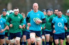 Open thread: Who would you like to see in Ireland's XV for Scotland?