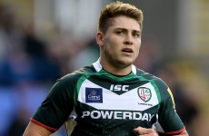 James O'Connor man of the match in London Irish win