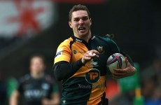 George North scorches in 80-metre try as Saints hunt Leinster