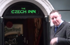 This promo video for Dublin's Czech Inn is unintentionally hilarious