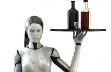 Beer 'tasting' robot in Spain drinks lager and pilsner