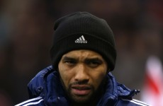 Winger Jermaine Pennant released by Stoke