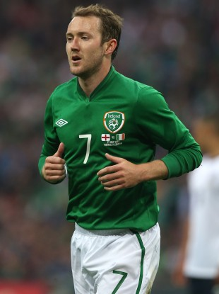 Ireland winger McGeady looks to be on his way to the Toffees.