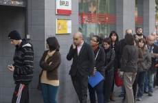 Welcome to the club: Spain exits its bailout… with 26% unemployment