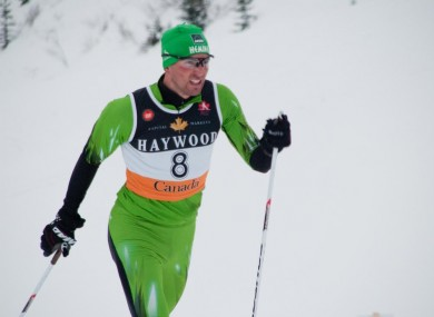 Jan Rossiter will represent Ireland at the upcoming Winter Olympics.