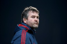 Munster set to name Anthony Foley as next head coach