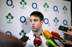 Conor Murray: 'There's a Triple Crown on the line and that's a great position to be in'