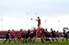 Munster bring in Super Rugby hooker MacDonald