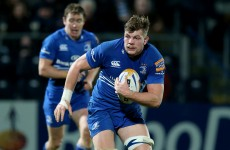 Jordi Murphy hoping to emulate Lansdowne teammate Moore with Ireland cap