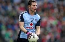 Dublin's Kevin O'Brien suffers serious knee injury in Sigerson game