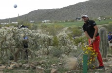 Victor Dubuisson came back from the dead twice with these desert miracle shots