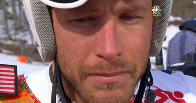 An NBC interviewer made a US Winter Olympian cry after continually questioning him about his dead brother