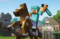 Smash hit game Minecraft is getting its own movie