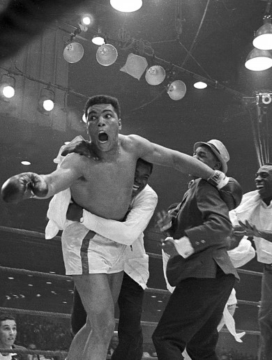 Ali gloves from 1964 Liston win set to go under the hammer