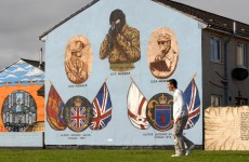 Column: Removing sectarian murals for visitors? It's sweeping problems under the carpet