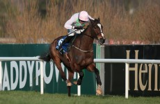 Ruby Walsh and Vantour triumph as The Tullow Tank's winning run comes to an end