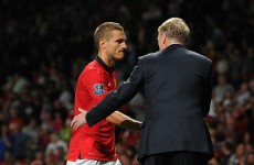 Vidic departure the right decision for Manchester United insists Moyes