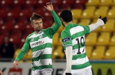 Debut goal for McPhail as Hoops put five past Glentoran