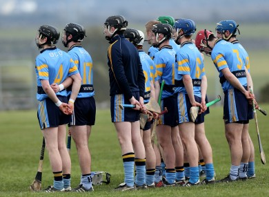 UCD will face UCC in the Fitzgibbon Cup this week.