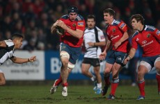 Donnacha Ryan and Tommy O'Donnell in Munster team for Osp