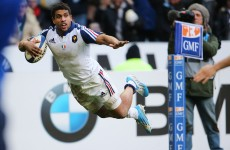 Wesley Fofana's Six Nations looks to be over after fractured rib