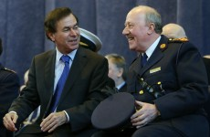 Here's what Alan Shatter has to say about Martin Callinan