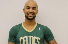 Snapshot – Boston Celtics unveil sleeved jerseys for St Patrick's Day