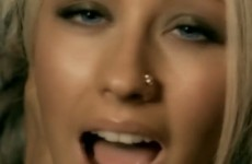 On this night in 2003 you were listening to… Christina Aguilera