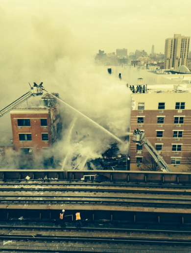 Two killed, 17 injured in New York explosion and building collapse