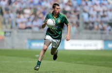 Carroll and Tobin brought into Meath team to face Donegal