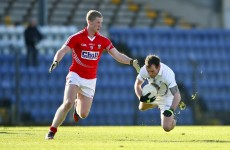 Blow for Cork footballers as Deane hit by cruciate tear