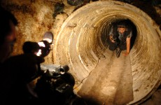 Police find tunnel used to smuggle Mexicans into America