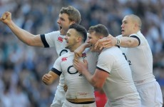 That man Danny Care strikes again as England win Triple Crown