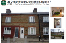 This Dublin house for sale looks like quite the bargain…