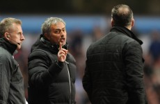 Mourinho: Referee Foy should be kept away from Chelsea