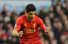 Rodgers hails 'remarkable team player' Suarez as goals dry up for star striker