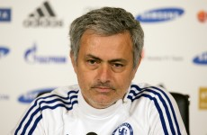 PSG happy with Chelsea tie, claims Jose Mourinho