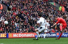 Five great Man United v Liverpool goals