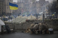 "EU offers Ukraine €11 billion in aid, Russia says it has ""no control"" over militias"