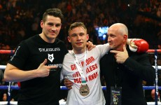 Ravenhill on the shortlist for Frampton title fight – but he's ready to take his shot in America