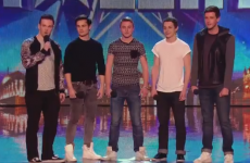 Boyband stuns Britain's Got Talent with Les Mis performance