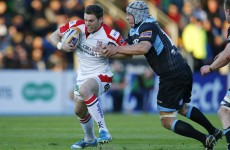 Impressive Glasgow mark Pro12 title credentials by out muscling Ulster