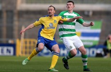 18 and in the first team, Heaney shows Rovers' Plan B in action