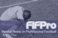 New study reveals one in four professional footballers suffer from depression