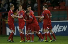 Shels lead the way in the First Division, wins for Galway and Wexford