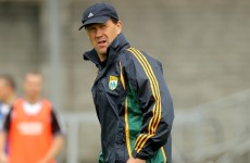 Jack O'Connor is back in charge of a Kerry team in championship tonight