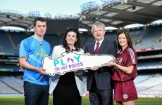 Time to support players emotional wellbeing as GAA launches new mental health pack